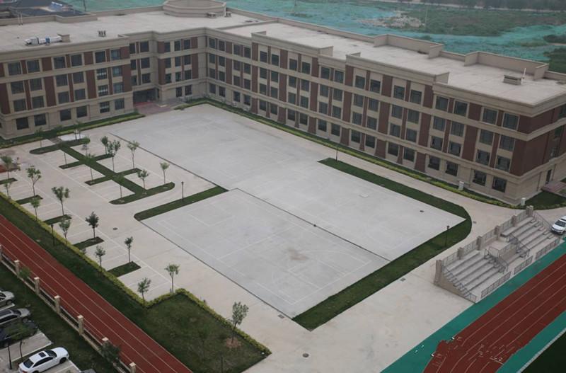 学校中央空调工程