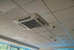商场中央空调安装