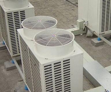 办公楼中央空调工程