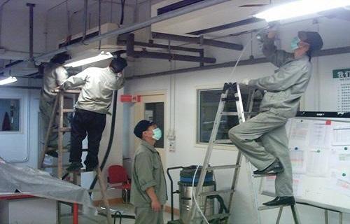 中央空调安装工程