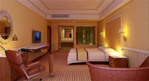 宾馆中央空调安装