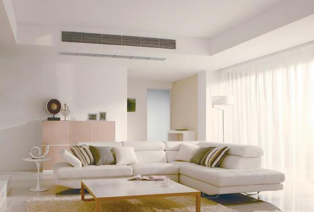 家庭中央空调工程
